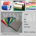 1,3,5 series Color Aluminum Coil