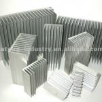 Aluminum Heatsink Extrusion Series 6063 T6 for CPU,Inverter