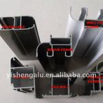 Aluminium extrusion profile export to Ghana