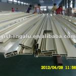 Aluminum frame profiles export to Nigeria