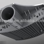 most welcomed and best quality die cast aluminium heatsink with CNC machining
