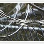 2013Hot sale electric dipped galvanized razor blade barbed wire widely used for security, farms, enclosures,-SHJ1