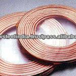 C12200 Pancake Coil Copper Pipe for refrigeration-RSI 9045