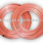 PANCAKE COILED COPPER TUBE-