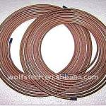 Copper Nickel tube /pipe-C70600/CuNi10FeMn/CN102
