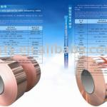 oxygen-free copper strip-copper