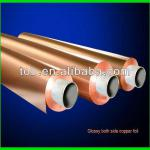 copper foil micron for lithium cell anode current collector material-copper foil