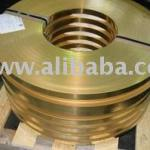 Copper Coated Strips-