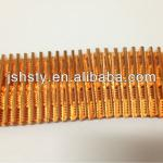 0.04-0.07mm thickness copper foil for radiator fin-C3710,C2600,C2680,C2700,C2800...