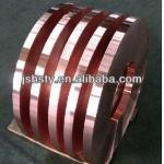copper strip with 99.9% copper content-brass