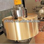 brass strip in coil for sale-C1100,C1020 and others