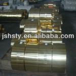 C2680 1/2H 0.12mm thickness brass strip-C2680