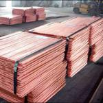 copper cathode-
