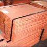 grade A Electrolytic Copper Cathode-