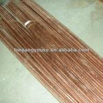 Small Size Straight Red Copper Wire Rod 8mm With Competitive Price-T2