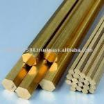 COPPER/BRASS RODS AND BARS-600 series
