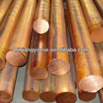 Small Size Straight Red Copper Rod 8mm With Competitive Price-T2