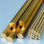 brass hexagon rod/bar-Brass rod