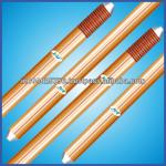 Pointed Copper Bonded Grounding Rods-