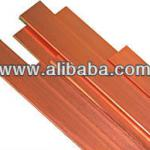 Copper bar-