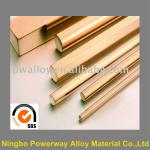 Eco Friendly Square brass bar-PWLSi,HSb59-1.2;HSi76-3.2;HSi59-0.5S;HBi60-0.6