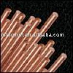 CuCrZr copper alloy bar used in welding for electrode caps and tips-CH02