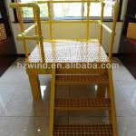 High Strength Grating, Fiberglass Platform