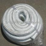 fiber glass sealing braided round rope China manufacturer