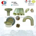 FRP Pipes and Fittings Filament winding FRP pipe with sand filler-CD-FRP-P