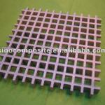 High Quality Fiberglass GRP FRP Mini Mesh Grating-38*38+19+19mm