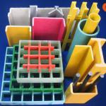 FRP mould grating-FRP MOLDED/ PULTRUDED PROFILES