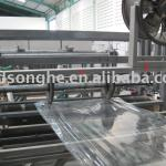 GRP Panel Sheet Machine-Automobile