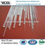 Quartz/pyrex Fiber Glass Rod Suppliers-Clear Quartz Pipe