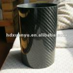 factory OEM 3K carbon fiber tube-XYT