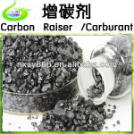 CALCINED ANTHRACITE coal carbon raiser / carburant / carbon additive for steeling-SY-A-6