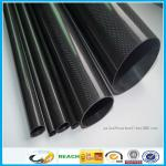 High Qaulity 25mm 3K Carbon Fiber Tubes made by factory, can find accessories for you-Alle r