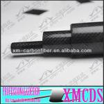 Excellent 3k twill surface Carbon fibre tube-carbon tube