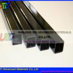 Carbon fiber square profile,high strength,high quality,professional manufacturer-Carbon fiber square tube