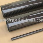 3k twill and plain 100% carbon fiber composite tube-customize