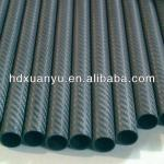 filament wound epoxy carbon fiber tube-XYT