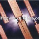 Jointed gouging copper-coated carbon electrode-JOINTED