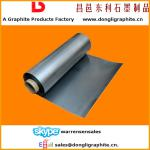 High conductivity graphite sheet-Density: 1.0-1.3(+-0.05) g/cm3, Thickness: 0.07-10