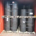 cylindrical Graphite electrode paste used for Ferrosilicon furnace-