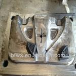 EDM graphite mould for cars-WX-017