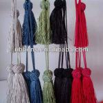 Plied yarn tassel can be used as gift box crafts clothing mobile phone lanyard U dis-201306tassel-054
