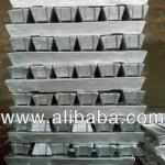 High Pure Aluminum Ingot 99.7% - 99.9% with Best Price-Pure aluminum