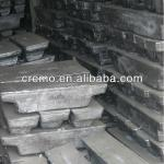 factory supplier high quality lead ingot 99.99%-various