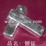 high purity indium ingot 9.99% indium ingots factory price for sale-2N 3N 4N 4N5 5N 6N 7N 8N