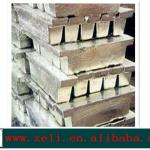 Factory price hot sale high purity LME standard Tin ingot 99.95-