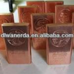 Hot Sale!!! copper ingot for good quality-